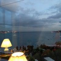 Photo taken at Swissôtel The Bosphorus, Istanbul by Melih B. on 4/19/2013
