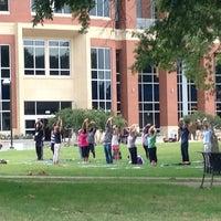 Photo taken at University of Memphis by Katrina T. on 10/1/2013
