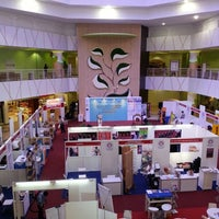 Photo taken at AEON Bukit Raja Shopping Centre by Dean O. on 5/29/2013