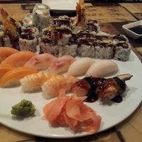 Photo taken at Fujiyama Sushi and Hibachi Grill by Natalie P. on 7/3/2013