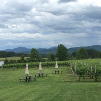 Photo taken at Afton Mountain Vineyards by Patsy A. on 6/5/2016