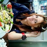Photo taken at Sıla Cafe by Menşure S. on 5/3/2013