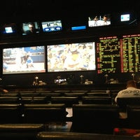Photo taken at Race & Sports Book by Todd B. on 7/27/2013