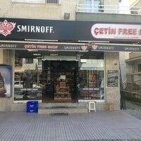 Photo taken at Çetin Free Shop by Sabit Ç. on 3/4/2013
