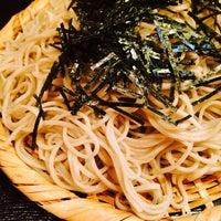Photo taken at 手打蕎麦 松永 by Misaki Y. on 7/4/2014