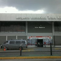 Photo taken at Aeropuerto Internacional Arturo Michelena (VLN) by Kliber P. on 4/23/2013