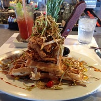 Photo taken at Hash House A Go Go by GastroBoy A. on 5/18/2013
