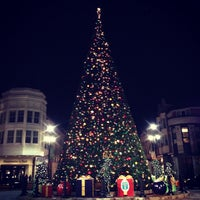Photo taken at Crocker Park by Todd S. on 12/23/2012