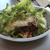 Photo taken at Chipotle Mexican Grill by Kay A. on 5/9/2013