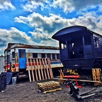 Photo taken at New Hope & Ivyland Railroad by William Thomas C. on 5/30/2015