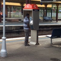 Photo taken at Homebush Station by Paul W. on 2/27/2015