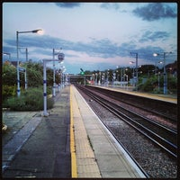 Photo taken at Grove Park Railway Station (GRP) by Nate P. on 8/31/2013