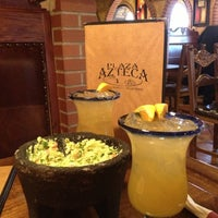 Photo taken at Plaza Azteca by Tricia on 3/28/2013