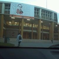 Photo taken at Facultad de Medicina (UANL) by Rene G. on 3/5/2013