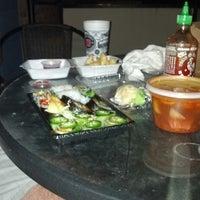 Photo taken at Sweet Ginger Asian Bistro & Sushi by Ryan H. on 8/5/2013