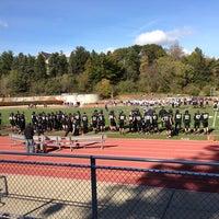 Photo taken at St Olaf College by Jennifer K. on 10/26/2013