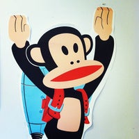 Photo taken at Paul Frank Store by Kevin L. on 12/7/2012