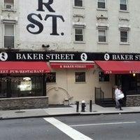 Photo taken at Baker Street Pub by Özgür D. on 6/13/2013