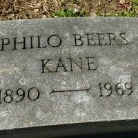 Photo taken at Oak Ridge Cemetery by Tiny J. on 4/3/2016