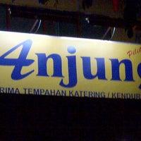 Photo taken at Restoran Anjung by Farhan A. on 3/9/2013