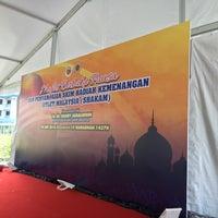 Photo taken at Majlis Sukan Negara by Mohd Firdaus B. on 6/20/2016