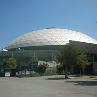 Photo taken at Movistar Arena by Javier d. on 3/6/2013