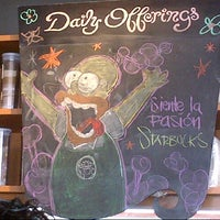 Photo taken at Starbucks by Mariana B. on 4/16/2013