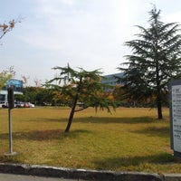 Photo taken at KAIST by Sangyeong C. on 10/19/2012