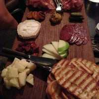 Photo taken at Pour Cafe & Wine Bar by Jennifer M. on 6/28/2013