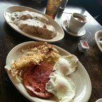 Photo taken at Bunnies Hasty Tasty Pancake House by John C. on 12/24/2013