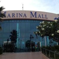 Photo taken at Marina Mall by Khalid A. on 5/7/2013