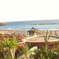 Photo taken at Playa de Torviscas by Anastasia B. on 6/21/2013