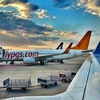 Photo taken at İzmir Adnan Menderes Airport (ADB) by shack on 6/14/2013