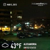 Photo taken at Strayer University Alexandria Campus by Bruna V. on 3/6/2013