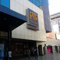 Photo taken at PVR Cinemas Kotak IMAX by Mihir G. on 5/6/2013