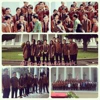 Photo taken at Istana Negara by Ismi M. on 6/22/2016