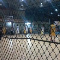 Photo taken at Putra Abadi Sport Center by Missanggiee on 6/4/2013