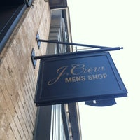 Photo taken at J.Crew Men's Shop by Dana V. on 3/9/2013