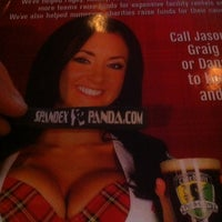 Photo taken at Tilted Kilt Pub & Eatery by Spandex P. on 4/23/2013
