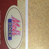 Photo taken at Mel's Diner by Rosana H. on 3/26/2013