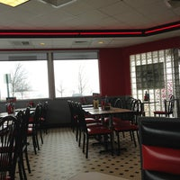 Photo taken at Steak 'n Shake by Michael D. on 3/25/2013