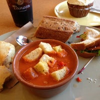 Photo taken at Panera Bread by Shawna P. on 3/11/2013