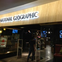 Photo taken at National Geographic Store by Meanwho L. on 3/17/2013