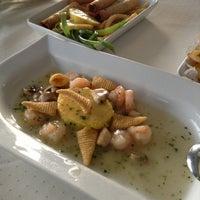 Photo taken at Al Sanbok Restaurant by Nouf A. on 3/22/2013