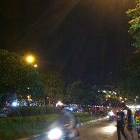 Photo taken at Saphanput Night Market by Nattakitta P. on 10/2/2012