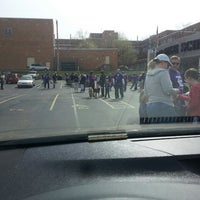 Photo taken at Elder High School by Leah C. on 4/14/2013