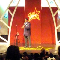 Photo taken at Comedy Club Stardome by Shelia L. on 8/18/2013