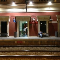 Photo taken at RENFE Cornellà by Carme C. on 4/10/2013