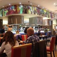 Photo taken at Jimmy's World Kitchen Buffet and Bar by Konrad S. on 10/6/2012