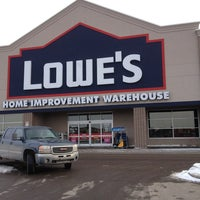 Photo taken at Lowe's Home Improvement by Chase T. on 3/19/2013